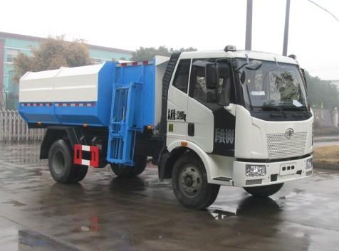 解放CA1120P62K1LE4Z自装卸式垃圾车
