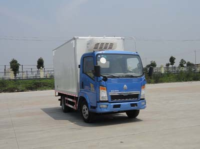 重汽豪濼ZZ1047D3414D145冷藏車