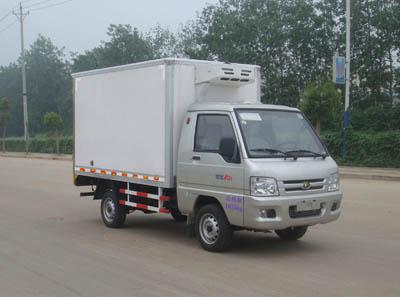 福田BJ1020V3JV2-X冷藏车