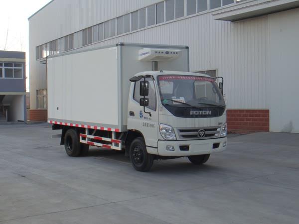 福田BJ1079VCJFA-AA冷藏车