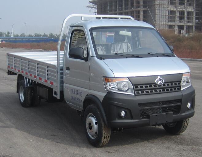 长安牌SC1035DNAD5型载货汽车评测