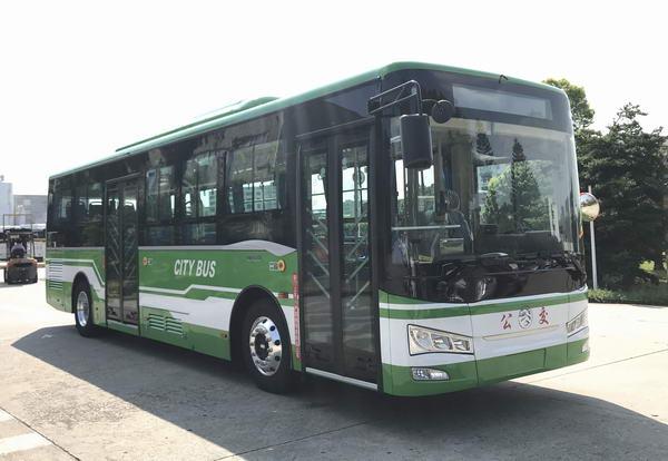 金旅牌XML6105JEVJ0CE型纯电动城市客车评测