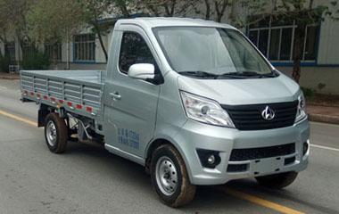 长安牌SC1022DAAE6型载货汽车评测