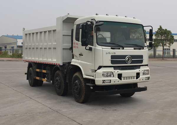 东风牌DFH3250B型自卸汽车评测